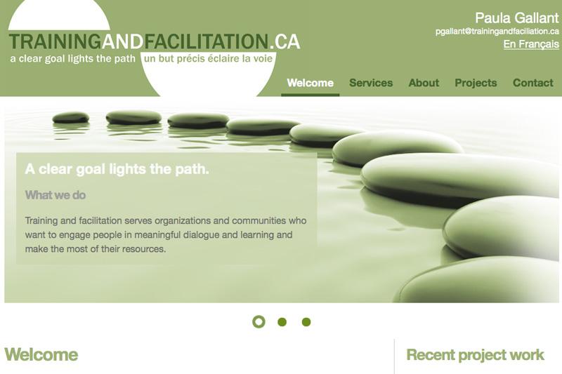 Training and Facilitation