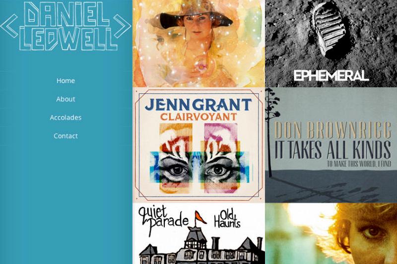 Daniel Ledwell Music