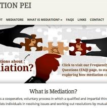 Mediation PEI
