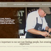 Robert Pendergast chef